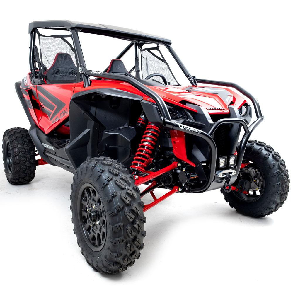 for 19-20 Honda TALON1000R HMF UTV Exo Bars Black