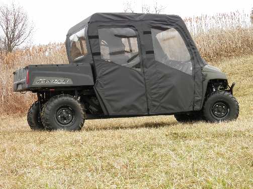 Polaris Ranger Crew Soft Door Kit & Polaris Ranger Crew Soft Door Kit \u2013 Off Road Body Armor | Off Road ...