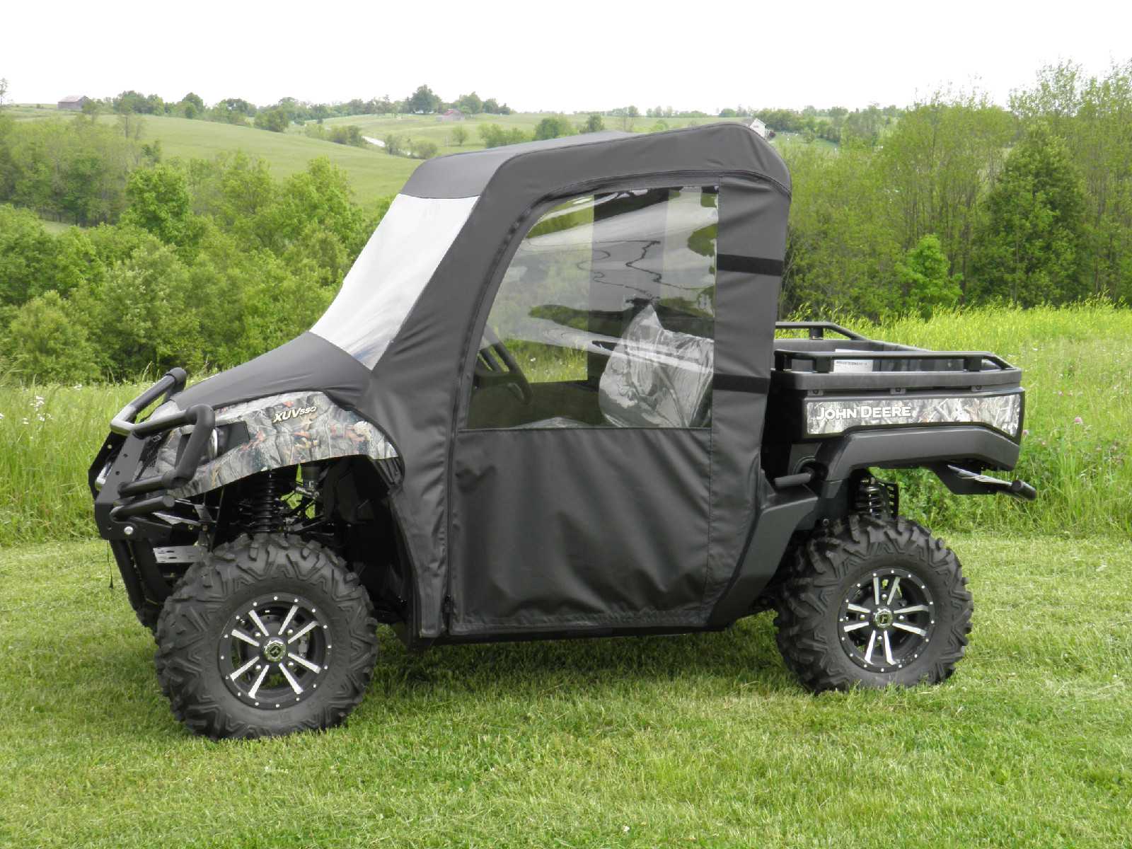John Deere Gator HPX XUV Soft Full Door Kit – f Road Body Armor