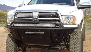 2009 2018 dodge ram 1500 stealth front bumper off road body 2010 2018 dodge ram 25003500 stealth front bumper aloadofball Images