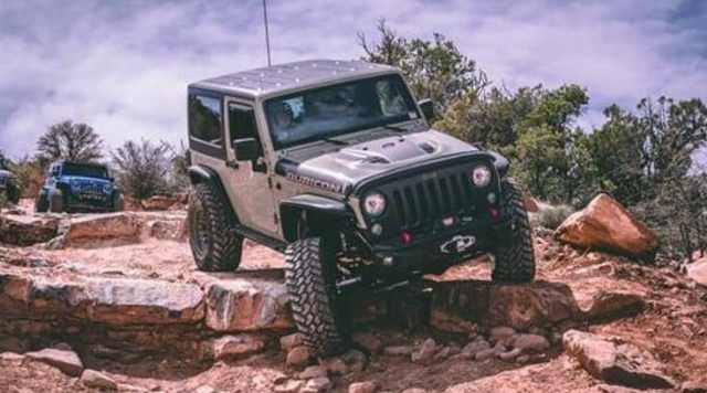 Top 10 Rules You Should Not Forget When Off-Roading