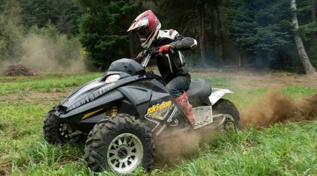 Register an Off-Road Vehicle