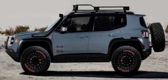 Top 10 Jeeps for Off-Roading