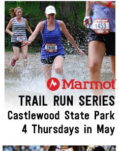 Marmot Spring Trail Run Series