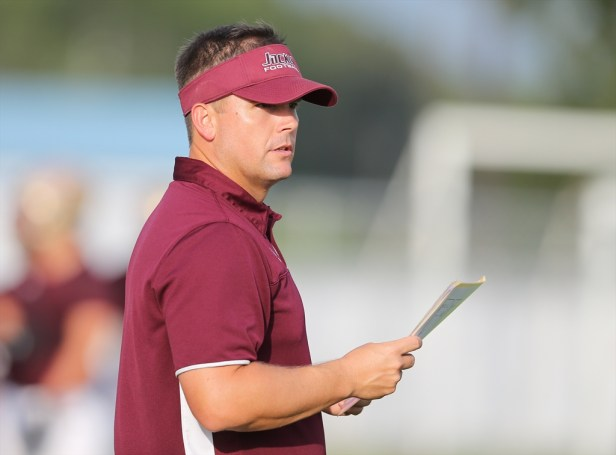 Brian Braddock, Head Football Coach