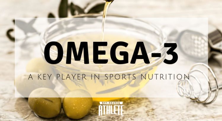 Omega-3 is one of the many key nutrients that is essential in sports nutrition because it can help with inflammation and soreness.  Unfortunately, many teens and their parents aren't thinking about omega-3's for sports performance. Here is what you need to know about this essential nutrient and your teen athlete.