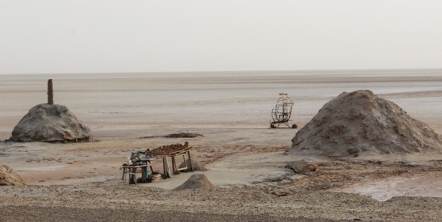 Sahara Desert by Dionne Hindell
