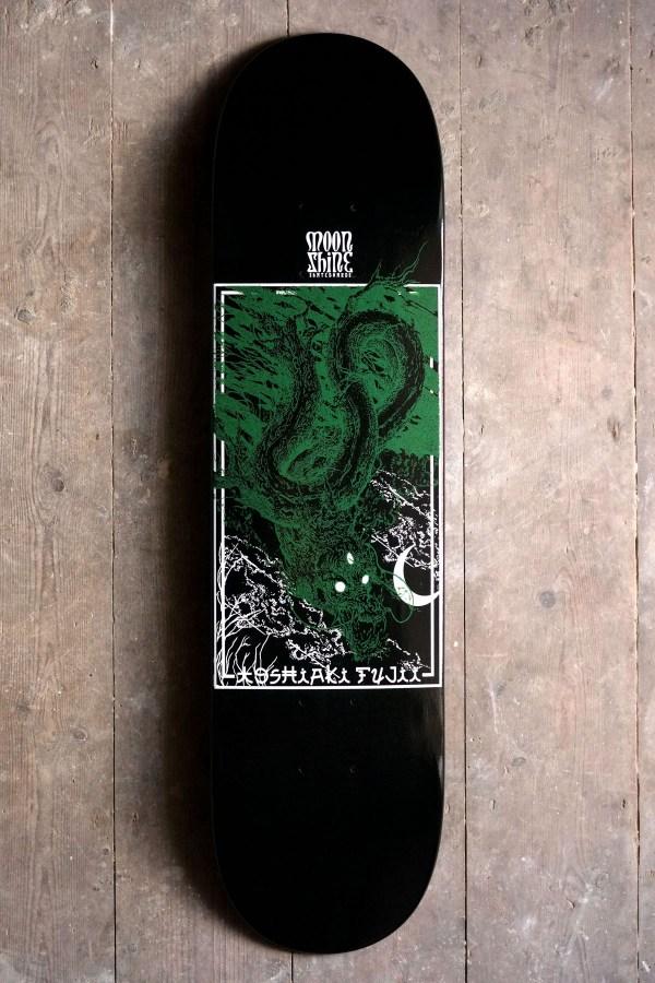 Moonshine Toshiaki Deck Graphic