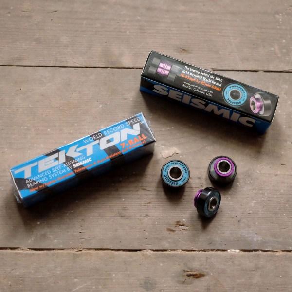 Tekton 7 Ball Box and Bearings