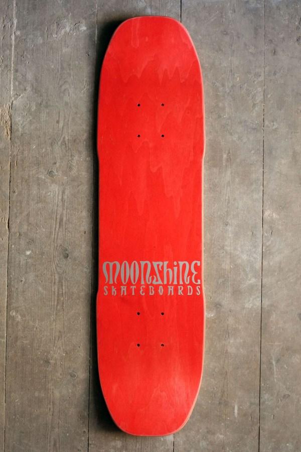 Moonshine Gale Deck Top