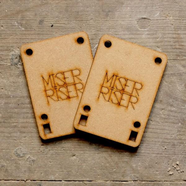 Miser Risers 3mm
