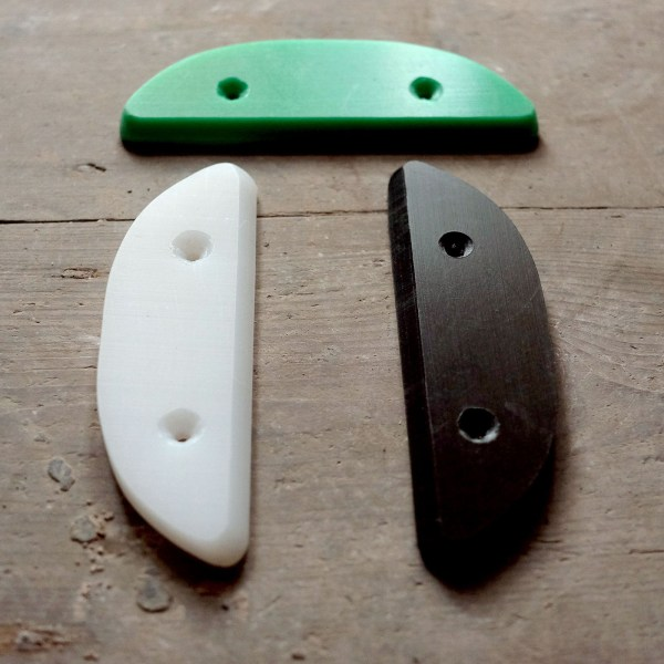Offset Skid Plates All Colours Alternate View