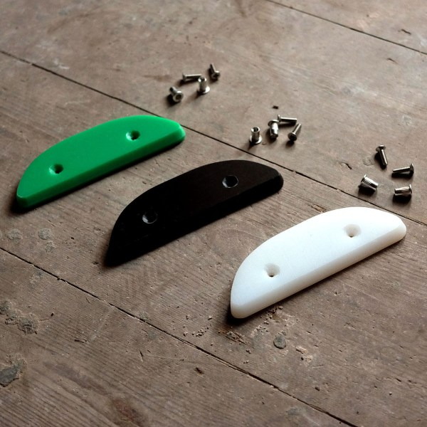 Offset Skid Plates All Colours Angled