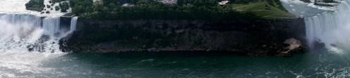 American and Niagara Falls