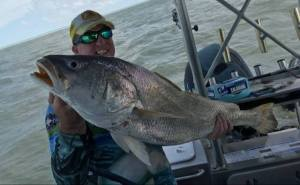 Big Jewies with Offshore Boats fishing charters Darwin NT