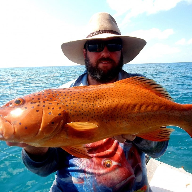Offshore Boats Darwin Fishing Charters Coral Trout