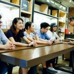"""THE RANSOM COLLECTIVE'S """"TRACES"""" VINYL LAUNCH AT UP TOWN CENTER"""