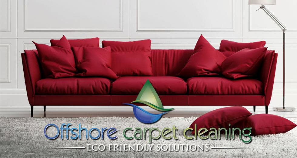 Furniture and Upholstery Cleaning from Offshore Carpet Cleaning