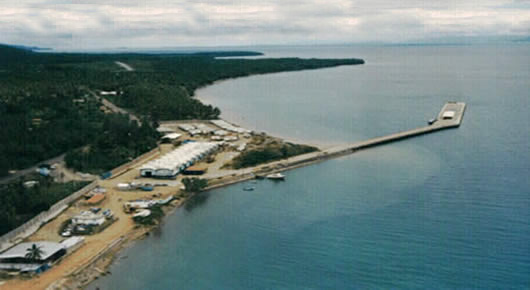 Dominican Republic - Offshore Support Base