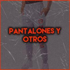 PANTALONES Y OTROS BASKET