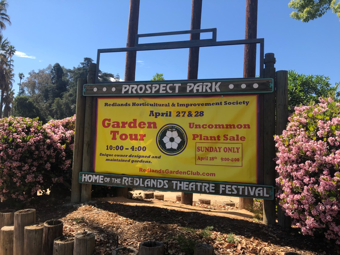 Uncommon Plant Sale sign