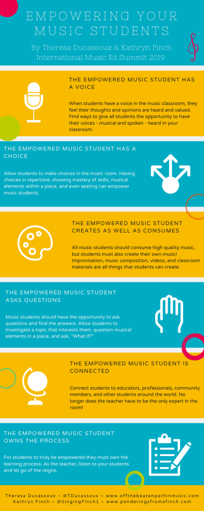 Empowering Your Music Students