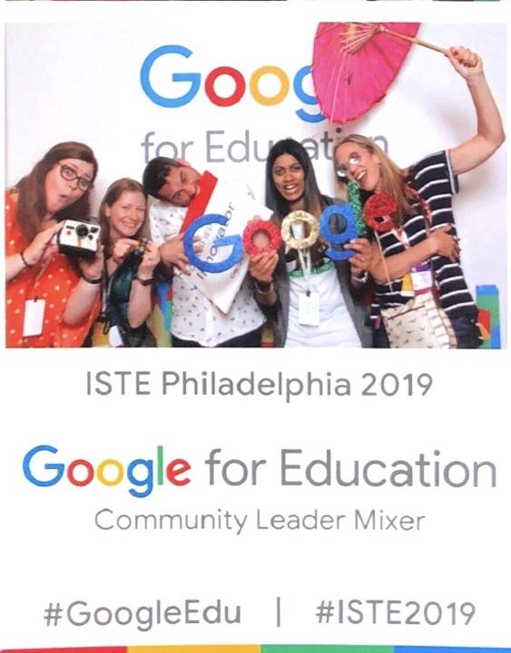 Google Innovator Academy, #LON19