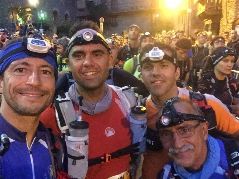 Ressaca do Mitic Andorra Ultra Trail