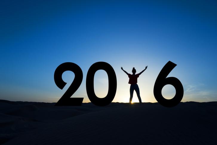 2016 Um novo reinício
