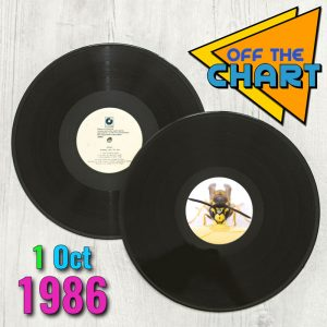 Off The Chart 183: 1 October 1986
