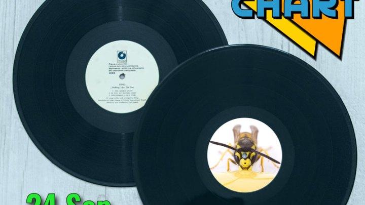 Off The Chart 182: 24 September 1982