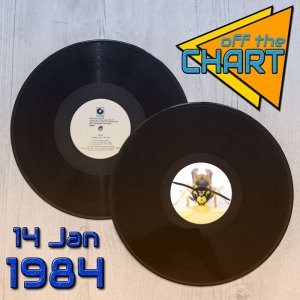 Off The Chart: 14 January 1984