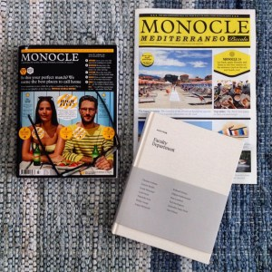 Monoclemagazine facultydept studiofaculty GoodReading books magazine publishing style lifestyle guides