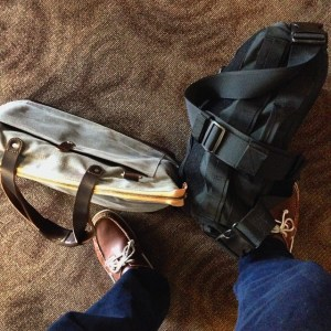 Stopping by PHX on way to SMF with christensenbags tripleaughtdesignhellip