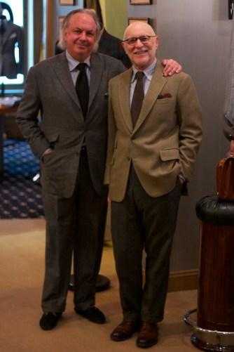 Alan Flusser & Bruce Boyer