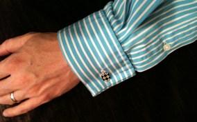 OTC's Baade II Cufflinks