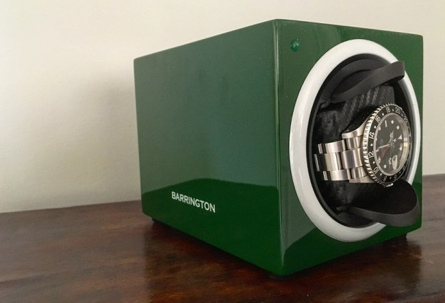 Barrington Watch Winder (Green)