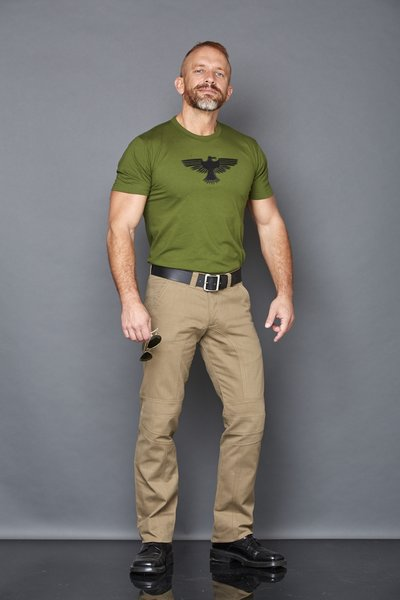 Inseam Clothing Khaki Racer Pant_2