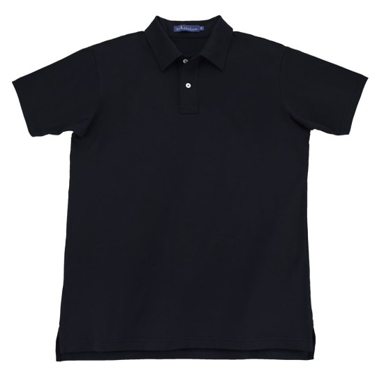 JPM Black Polo