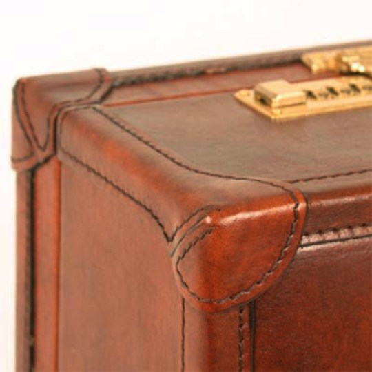 Maxwell-Scott-Buroni-Attache-Case_Corner_Detail