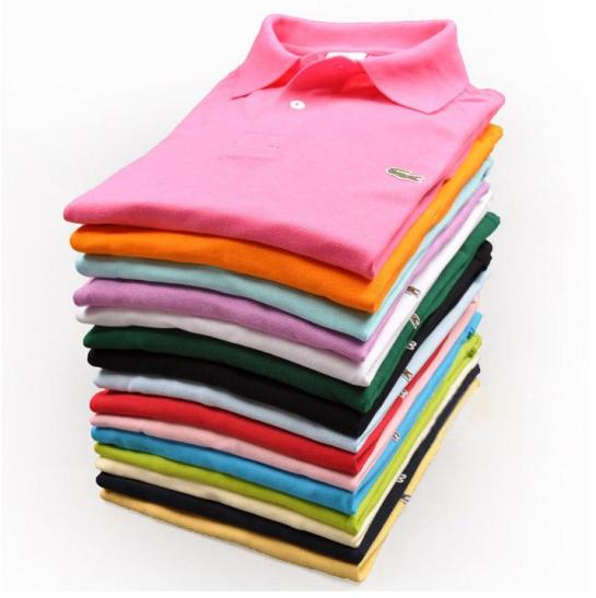 Stacked Lacoste Polos