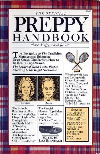 The Preppy Handbook
