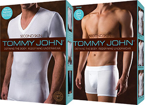 Tommy John (Retail Boxes)