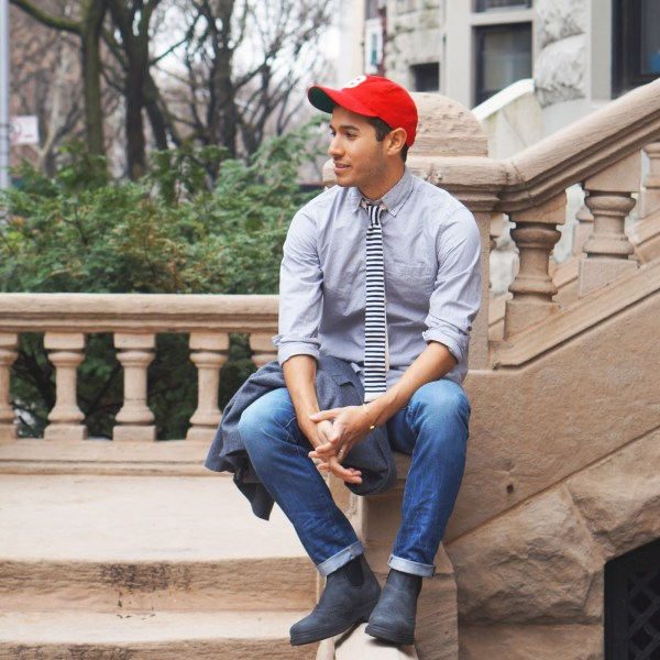 blundstone boots trend styled saul carrasco style blogger nyc 2
