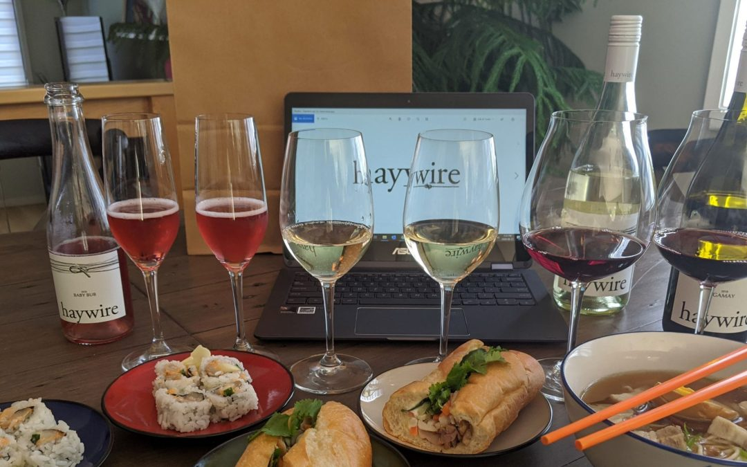 Our Favorite Ways to Drink Wine Online