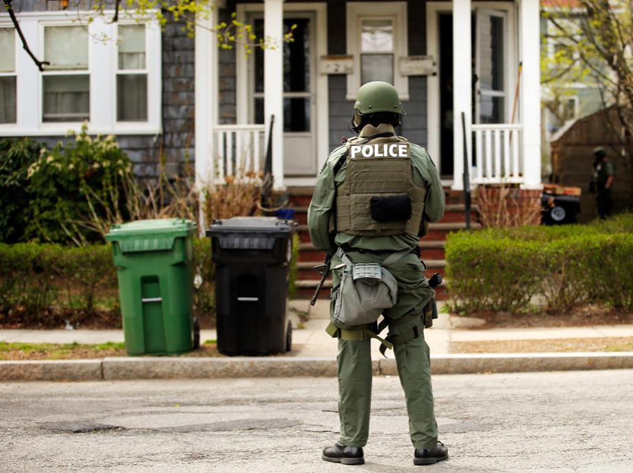 Police Tell Shocked Town: We'll Search Your Home For Guns