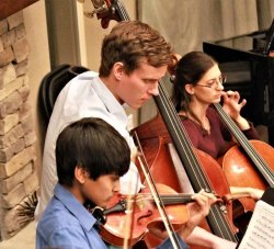 Mixed-aged string groups - Off the Hook Arts