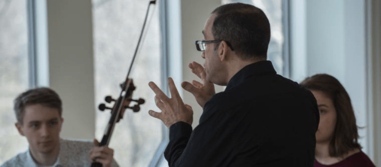 Master Class with Brentano Quartet - WinterFest 2020