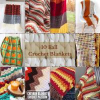Fall Crochet Blanket Patterns