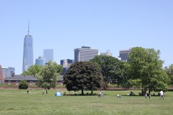 A view from the park